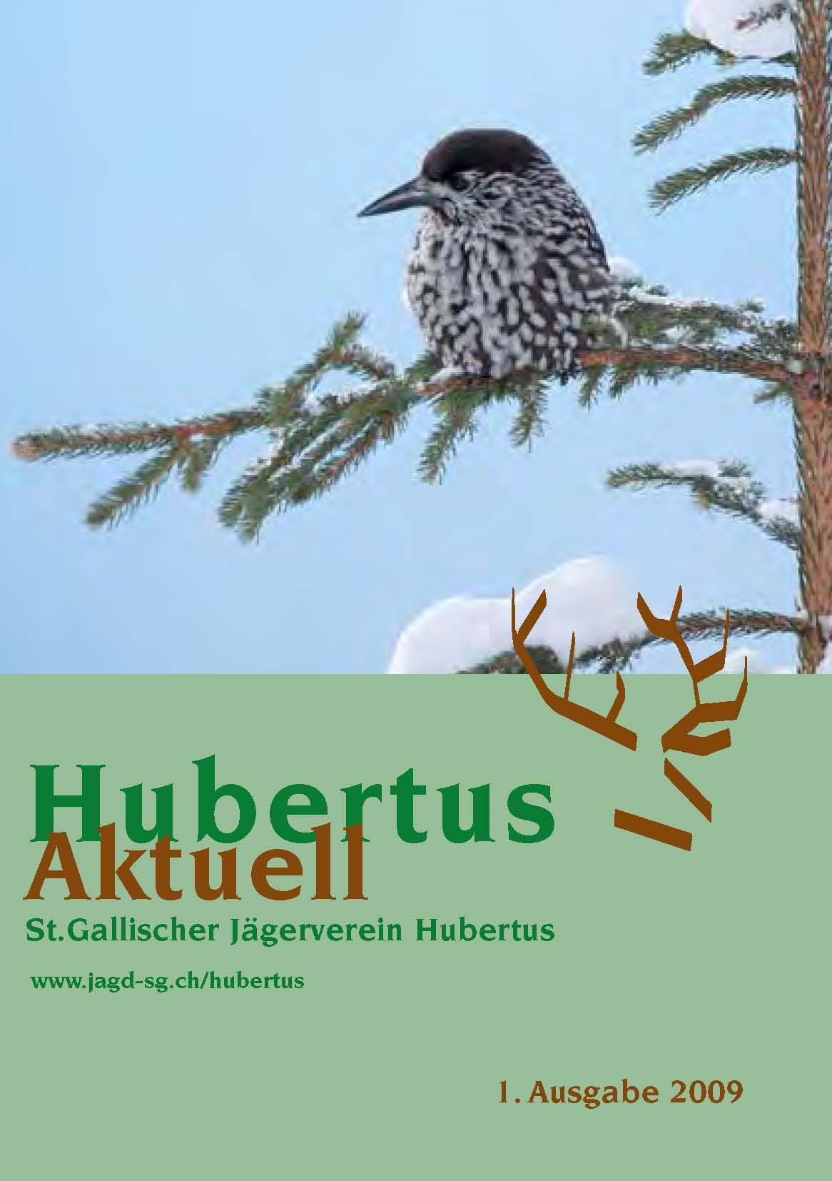 hubertus aktuell 01 2009